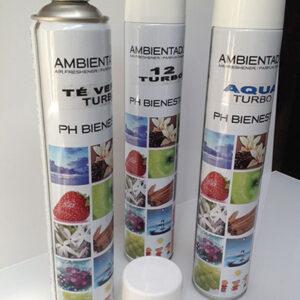 Ambientador Formato Spray