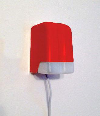 Difusor Ambientador Rojo con Alargador