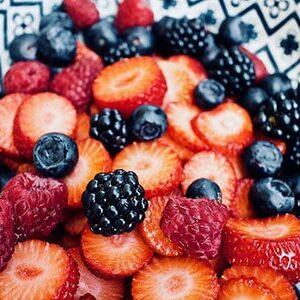 Aceite Esencial de Frutos Rojos